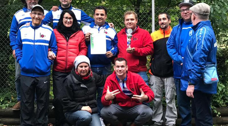 3. Platz beim Rheinland-Pfalz Vereins-Pokal