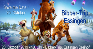 Vorankündigung Bibber-Trip (Triplette Bouleturnier) 20. Oktober